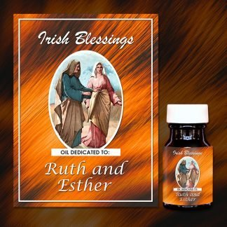 Ruth and Esther Oil - Exclusive Gift