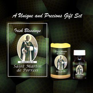 Saint Martin de Porres 1 Set - Exclusive Gift