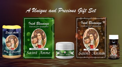 St Anne Set (Patron for Grandma) - Exclusive Gift