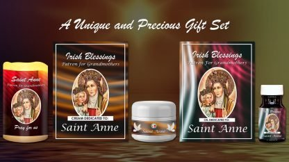 St Anne Set (Patron for Grandmothers) - Exclusive Gift