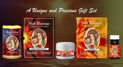 St Anne Set (Patron for Mothers) - Exclusive Gift