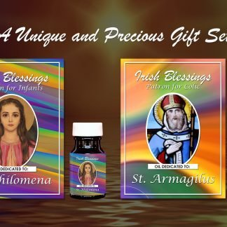 St Armagilus and Philemona