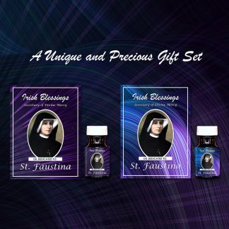 St Faustina Set (Secretary of Divine Mercy) - Exclusive Gift