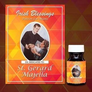St Gerard Majella (Patron for Mums) - Exclusive Gift