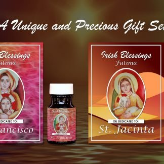 St Jacinta and St Francisco Set - Exclusive Gift