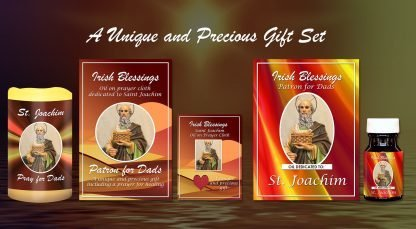 St Joachim Set (Patron for Dads) - Exclusive Gift