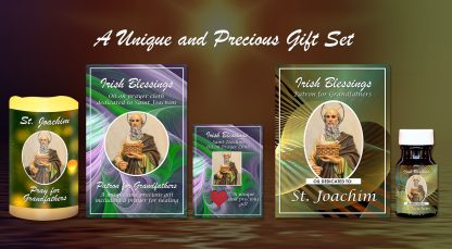 St Joachim Set (Patron for Grandfathers) - Exclusive Gift
