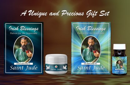 St Jude Patron for the Impossible Set - Exclusive Gift