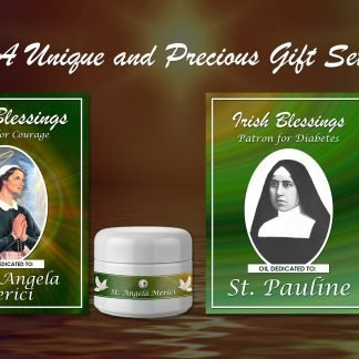 St Pauline and St Angela Merici Set - Exclusive Gift