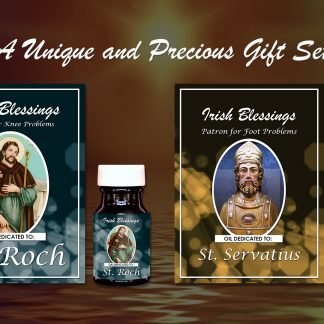 St Roch and St Servatius Set - Exclusive Gift