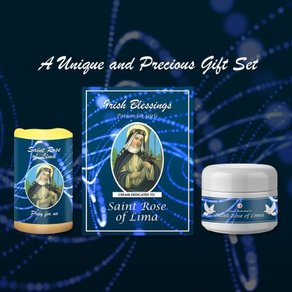 St Rose of Lima (Patron for Girls) Set - Exclusive Gift