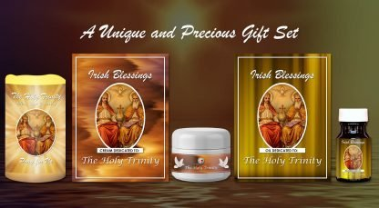 Exclusive Gift Set 63 - The Holy Trinity