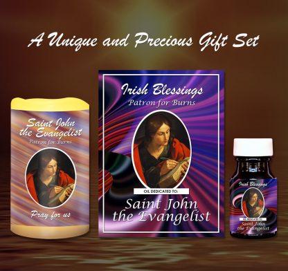 Exclusive Gift Set 86 - St John the Evangelist (Patron for Burns)