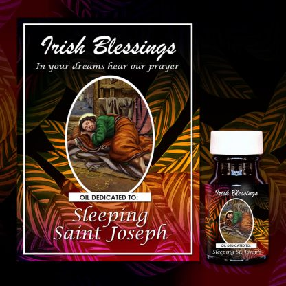 Sleeping St Joseph Oil - A Blessed Call to Love, Ireland