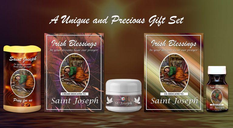 Exclusive Gift Set 76 - St Joseph SET A