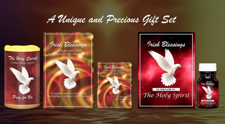 Exclusive Gift Set 89 - The Holy Spirit from A Blessed Call to Love