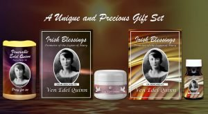 Exclusive Gift Set 90 - Venerable Edel Quinn (Promoter of the Legion of Mary)