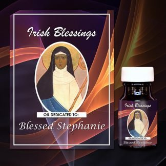 Blessed Stephanie Healing Oil
